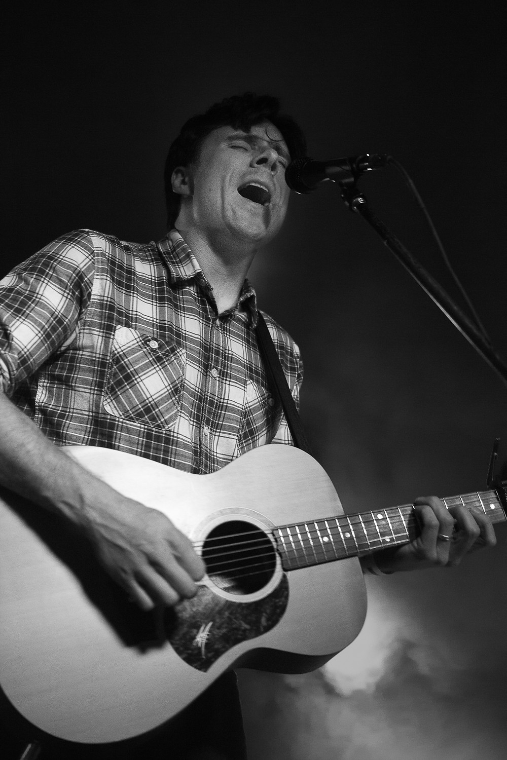 Jim Adkins, Jimmy Eat World, The Wayfarer, Costa Mesa, Acoustic, Concert, Concert Photography, Live Music