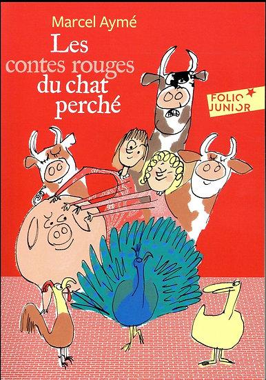 Les contes rouges du chat perché - Marcel Aimé
