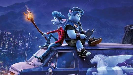 En avant, l'histoire du film / Disney Pixar