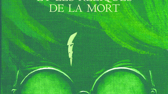 HARRY POTTER T.7 LES RELIQUES DE LA MORT