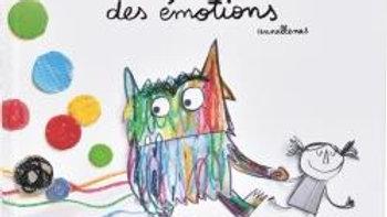 La couleur des émotions ; l'album