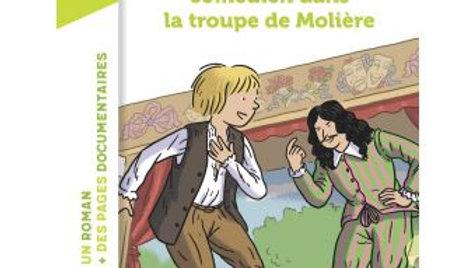 LA VERITABLE HISTOIRE DE CLEANDRE, JEUNE COMEDIEN DE LA TROUPE DE MOLIERE
