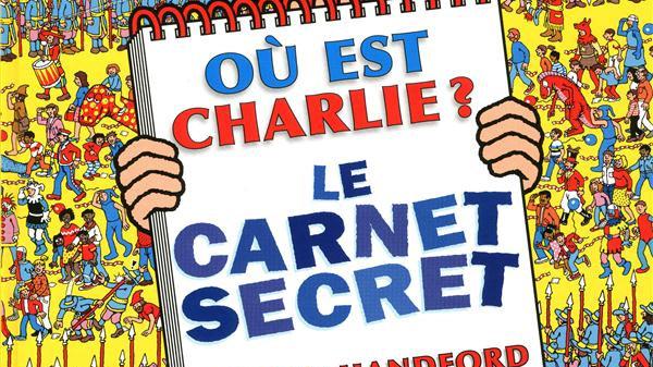 Où est Charlie ? ; le carnet secret