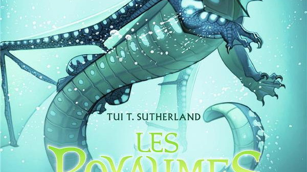 Les royaumes de feu T.2 ; la princesse disparue  Tui Sutherland
