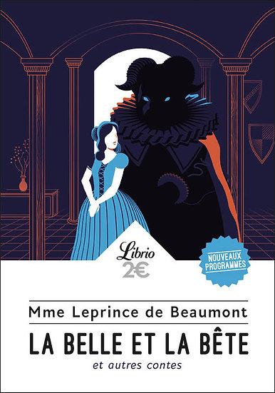 La belle et la bête - Mme Leprince de Beaumont