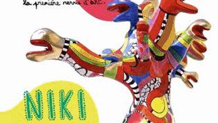 Niki de Saint Phalle / Dada la première revue d'art