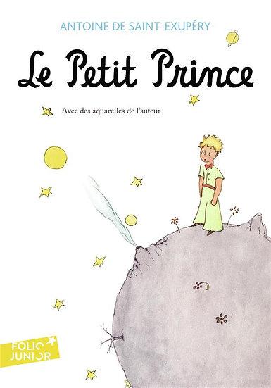 Le petit prince - Antoine de Saint Exupéry