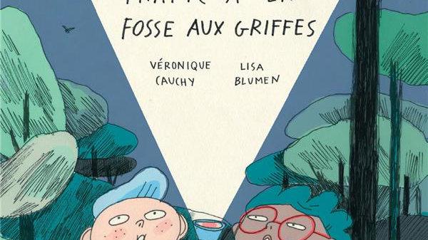 Trafic à la fosse aux griffes Véronique Cauchy, Lisa Blumen