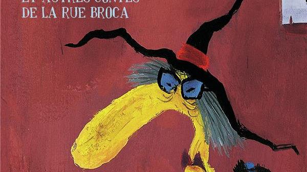 La sorcière de la rue Mouffetard, Pierre Gripari