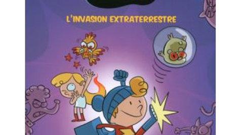 CLARA ET FULGURALEX T.3 L'INVASION EXTRATERRESTRE