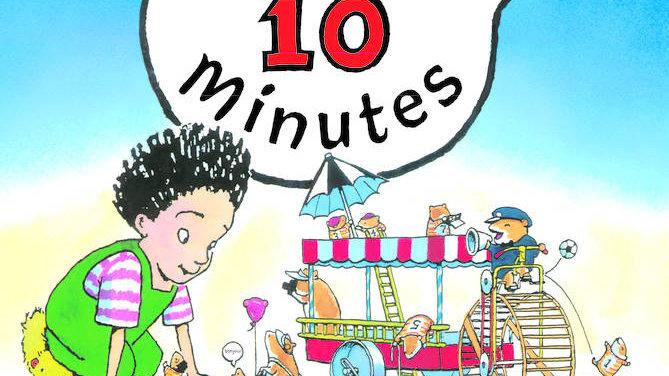 AU LIT DANS 10 MINUTES (TOUT CARTON) Peggy Rathmann