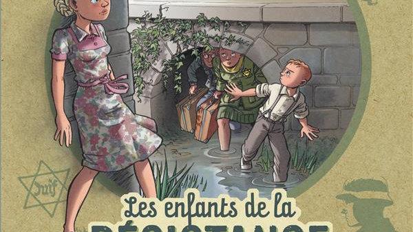 Les enfants de la Résistance T.4 ; l'escalade