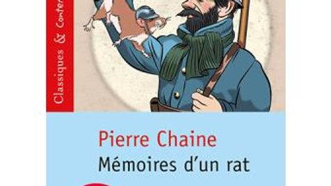 Mémoires D'un Rat Pierre Chaine