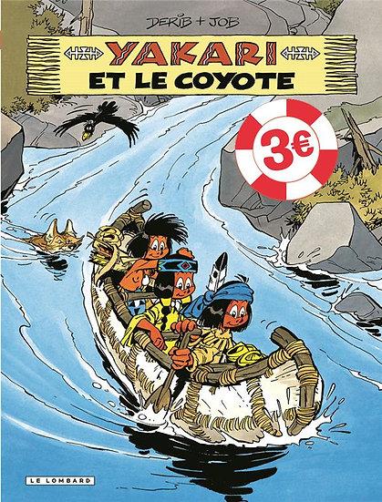 Yakari T.12 ; Yakari et le coyote (édition spéciale)
