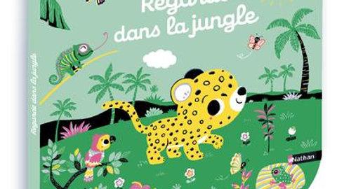 Regarde dans la jungle