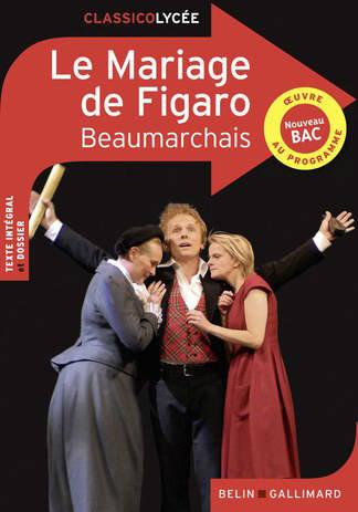 Le Mariage De Figaro - Beaumarchais