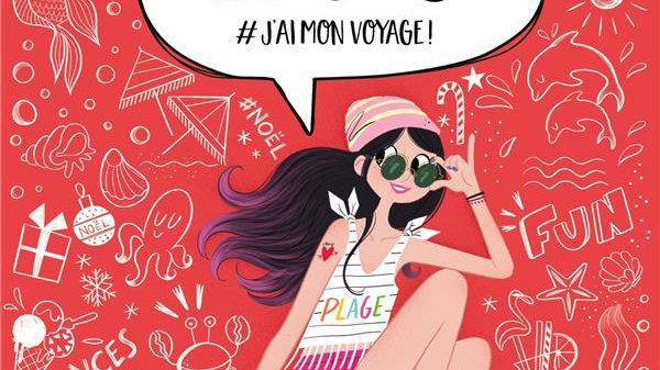Textos et cie #j'ai mon voyage Geneviève Guilbault