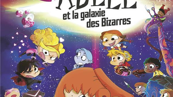 Mortelle Adèle et la galaxie des Bizarres Mr Tan Diane Le Feyer