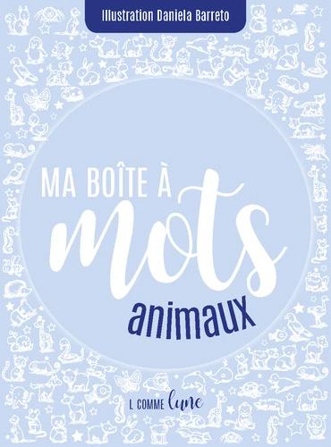 Ma boîte à mots : animaux