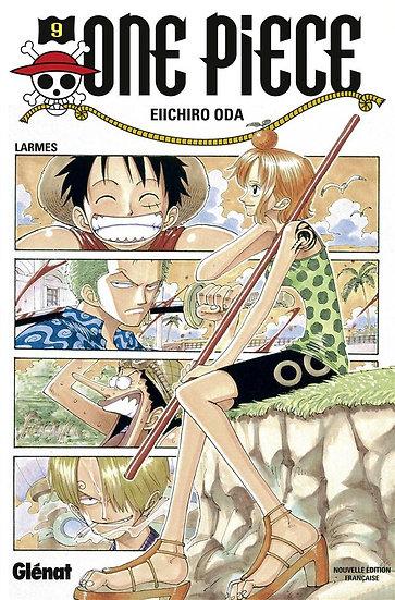 One Piece - édition originale T.9 ; larmes