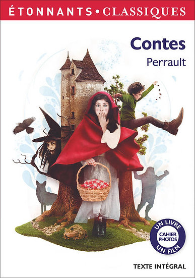 Contes - Charles Perrault