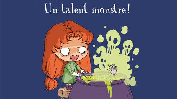 Mortelle Adèle T.6 ; un talent monstre !
