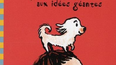 Pétula, la petite chienne aux idées géantes