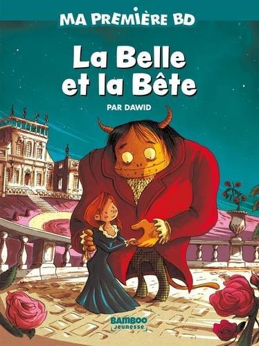 Ma première BD : La Belle et la Bête