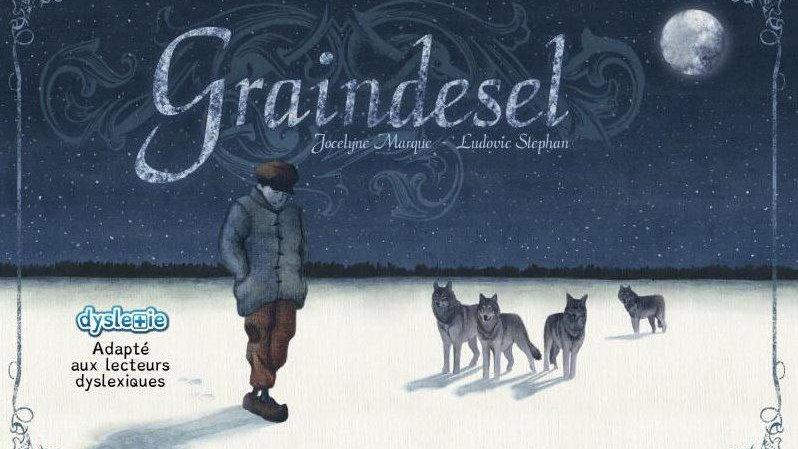 Graindesel (lu par Jennifer Mac Hart ; adapté aux lecteurs dyslexiques)