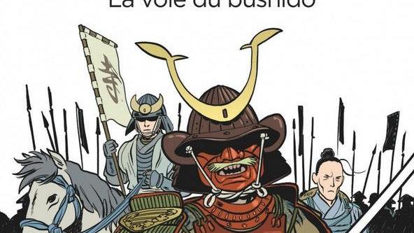Le fil de l'Histoire raconté par Ariane & Nino T.18 ; les samouraïs, la voie du