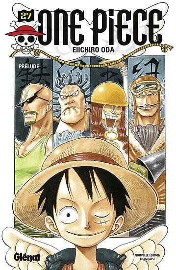 One Piece - édition originale T.27 ; prélude