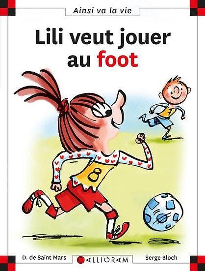 Max et Lili : Lili veut jouer au foot