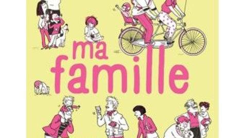 Ma famille-les cahiers Filliozat