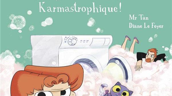 MORTELLE ADELE T.17 Karmastrophique