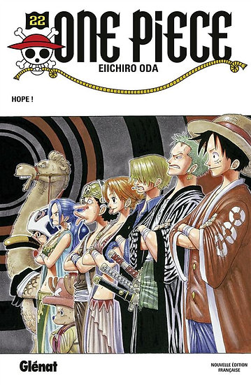One Piece - édition originale T.22 ; hope !