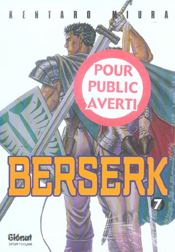 Berserk T.7 (réservé à un public averti)