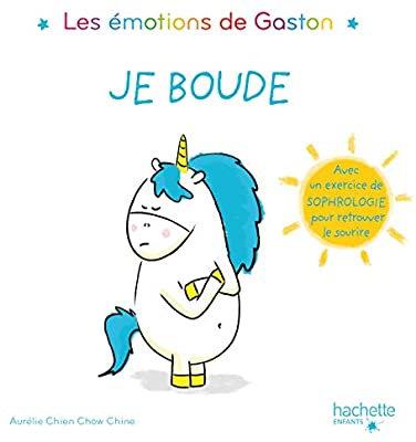 Les émotions de Gaston Je boude Aurélie Chien Chow Chine