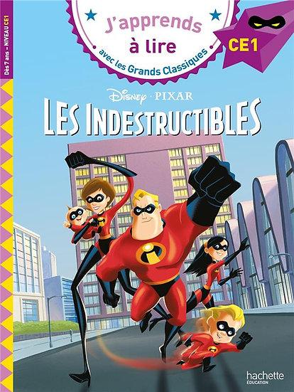 Les indestructibles ; CE1