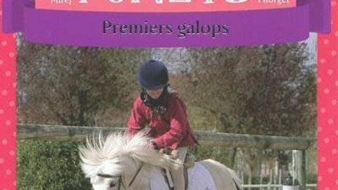 CLARA ET LES PONEYS T.4 PREMIERS GALOPS