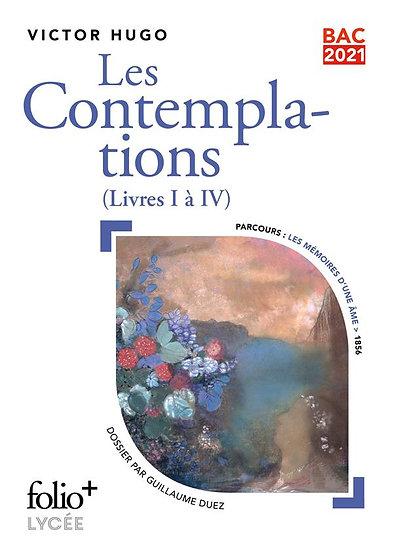 Les contemplations (livres I à IV) - Victor Hugo