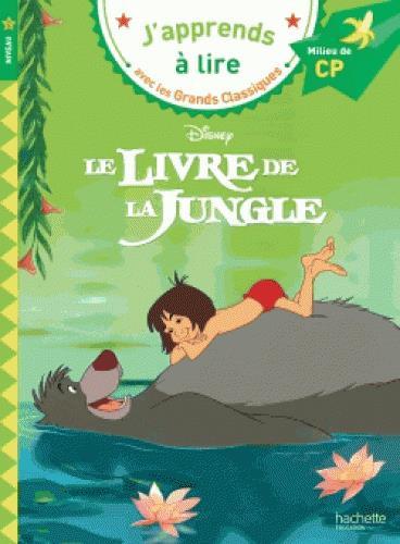 Le livre de la jungle ; CP niveau 2