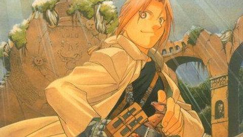 Fullmetal alchemist T.10