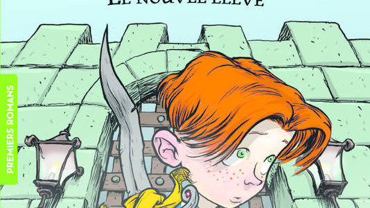 L'ECOLE DES MASSACREURS DE DRAGONS T.1 : LE NOUVEL ELEVE/ KATE MCMULLAN