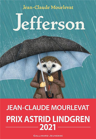 Jefferson (prix Bernard Versele 5 chouettes (dès 11 ans) 2020)