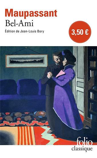 Bel-Ami - Guy de Maupassant (EDITION DE JEAN-LOUIS BORY)