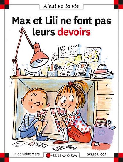 Max et Lili ne font pas leurs devoirs