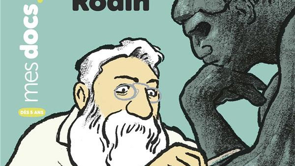 Mes docs Art : Auguste Rodin