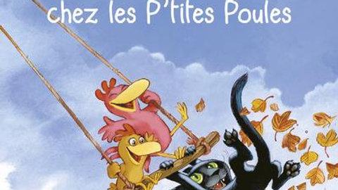 Les P'tites Poules T.5 ; charivari chez les P'tites Poules (édition souple)