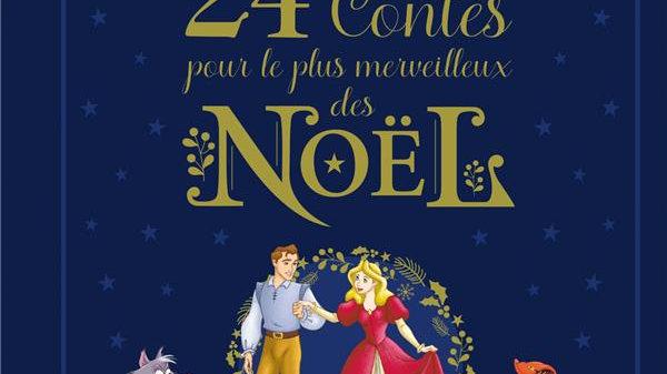 Marlène Jobert raconte ; 24 contes pour le plus merveilleux des Noël  Marlène Jo
