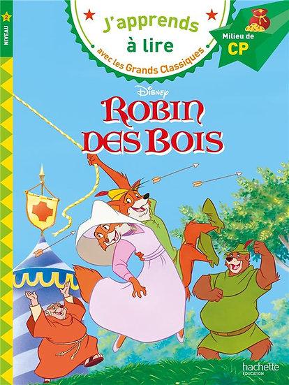 Robin des bois ; cp niveau 2